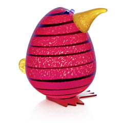 BOROWSKI GLASS - Kiwi Egg Red