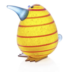BOROWSKI GLASS - Kiwi Egg Yellow