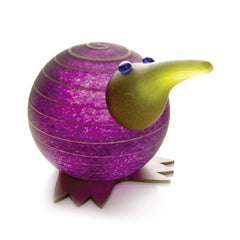 BOROWSKI GLASS - Kiwi Purple
