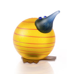 BOROWSKI GLASS - Kiwi Yellow