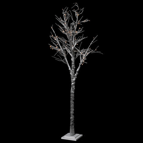 Brown Snow Twig led Tree