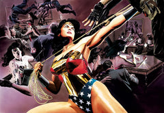 DC - Wonder Woman: Defender Of Truth (Box Canvas)