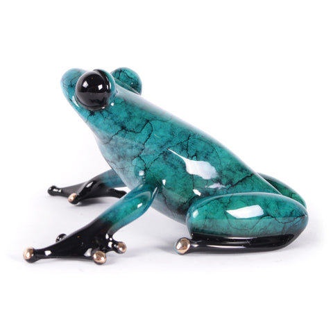 Side profile of Frogman Cedar - UK Spring Frog 2019