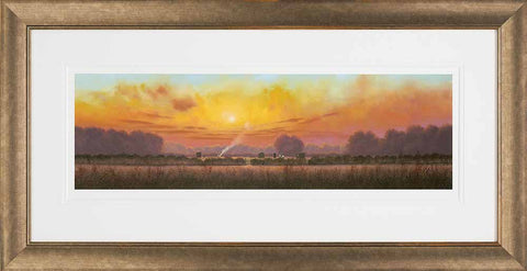 Lawrence Coulson, Last Of The Summer Wine (2014) - Framed Giclee On Paper