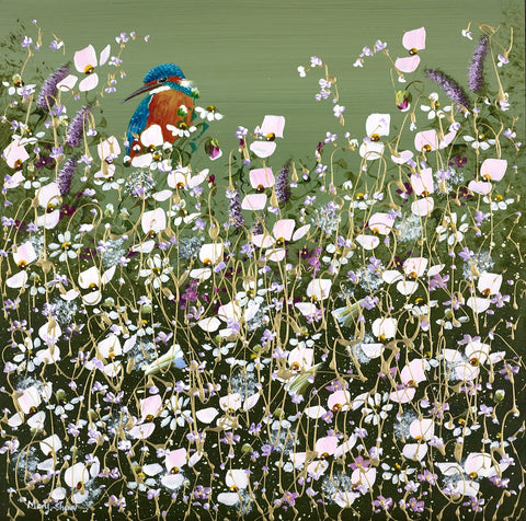 Mary Shaw, Kingfisher View I - Unframed