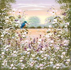 MARY SHAW - Kingfisher View V