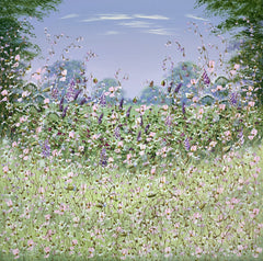 MARY SHAW - Wild Flower Meadow I