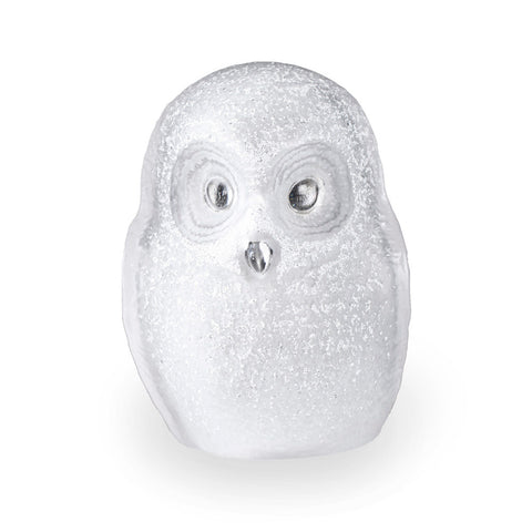 Mats Jonasson, Uggla Owl Small Clear
