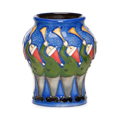 Moorcroft - Eleven Pipers Piping Vase 146/3 (2015)