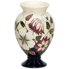 Moorcroft - Bramble Revisited Vase 370/6 (2018)