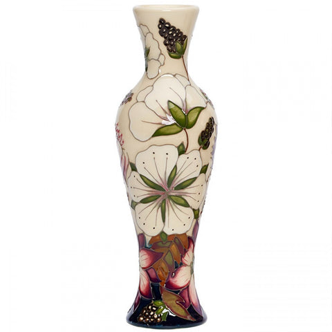 moorcroft-Bramble Revisited Vase 93/8 (2019)