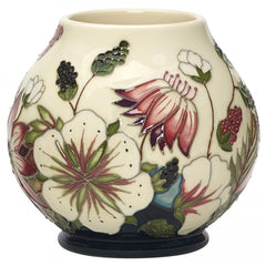 Moorcroft - Bramble Revisited Vase RM2/4