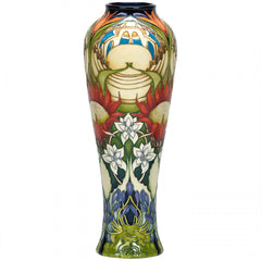 Moorcroft - Cornish Rhapsody Vase 121/14 (2018)