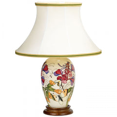 Moorcroft - Family Throuh Flowers Lamp L102/7