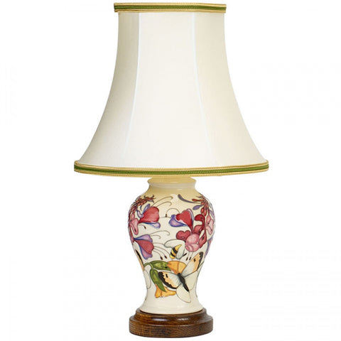 moorcroft-Family Throuh Flowers Lamp L65/6
