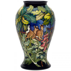 Moorcroft - The Major Oak Vase 65/16 (2019)