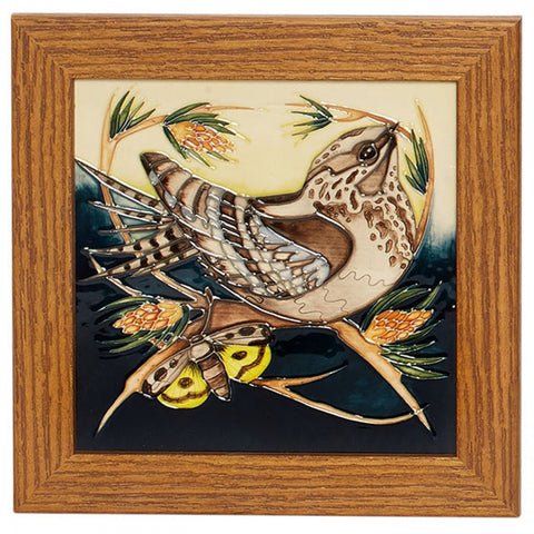 moorcroft-Nightjar Plaque PLQ7 (2019)