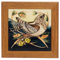 MOORCROFT - Nightjar Plaque PLQ7 (2019)