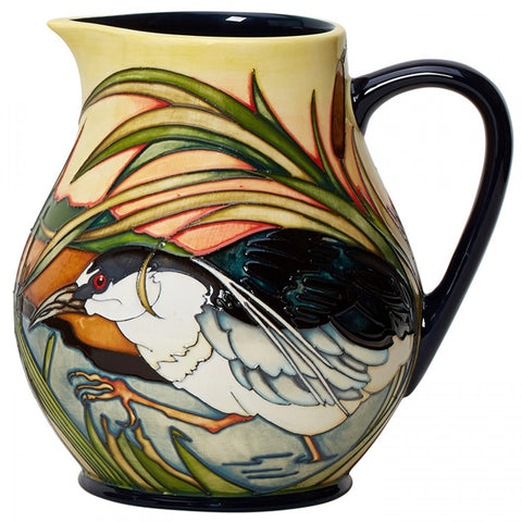moorcroft Night Herons JU4 Jug 2 NEW