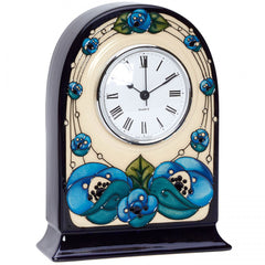 Moorcroft - Rennie Rose CL6 Clock (2019)