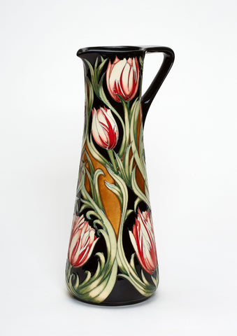 moorcroft-Race Against Time Jug JU3