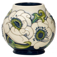 Moorcroft - Snow Song Vase RM2/4 (2018)