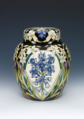 Moorcroft - Scented Hyacinth Ginger Jar 769/8 (2019)