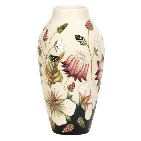 moorcroft-Bramble Revisited Vase 200/8 (2015)