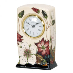 Moorcroft - Bramble Revisited Clock CL1 (2018)