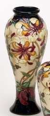 Moorcroft - Honeysuckle Haven Vase 75/8 (2015)