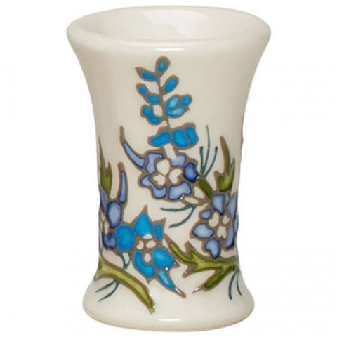 moorcroft-July Delphinium Mini Vase 158/2 (2018)