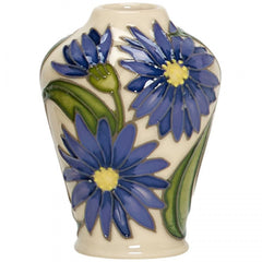 Moorcroft - September Aster Mini Vase 576/2 (2018)