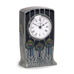 MOORCROFT - Peacock Parade Clock CL1 (2016)