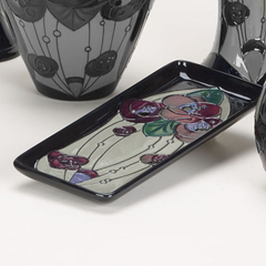 Moorcroft - Rennie Rose Tray 965 (2015)