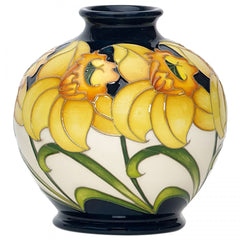 Moorcroft - Sunrise in Spring Vase 41/4 (2018)
