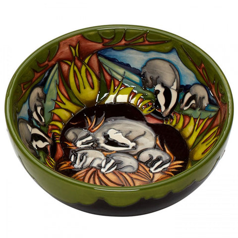 moorcroft-The Clan Bowl 711/6 (2019)