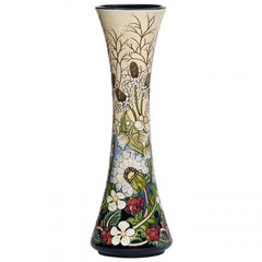 Moorcroft - Time Flies Vase 365/15 (2018)