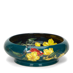 Moorcroft - Torch Ginger Bowl 620/9 (2016)