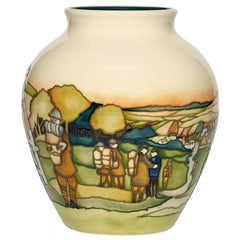 MOORCROFT - Welcome Home Vase 189/8 (2018)