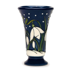 MOORCROFT - Winter Wonder Vase 87/3 (2016)
