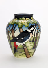 Moorcroft - The Lodge 216/8 Vase (2016)