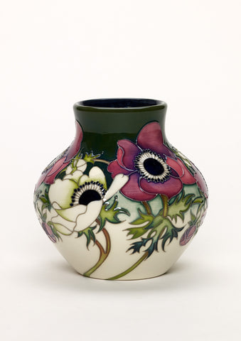 moorcroft-Him and Her Vase 35/5