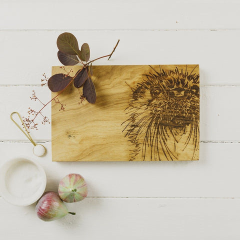 Otter Oak Serving Board 30cm