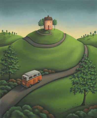 Paul Horton, The Long and Winding Road (2013)