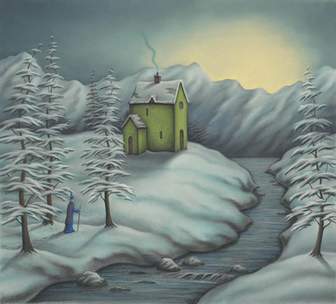 Paul Horton, Mystery of the Shadowlands (2013)