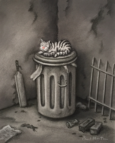 Paul Horton The Boss Cat Original (2017)