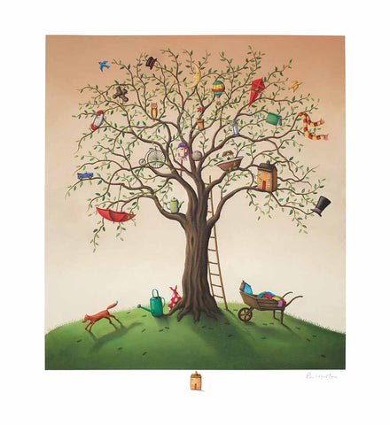 Paul Horton, Tree Of Life (2014)