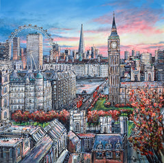 PHILLIP BISSELL - London Dawning