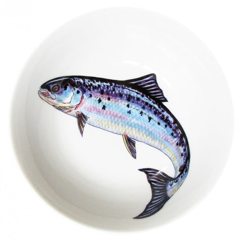 richard bramble salmon 13cm bowl