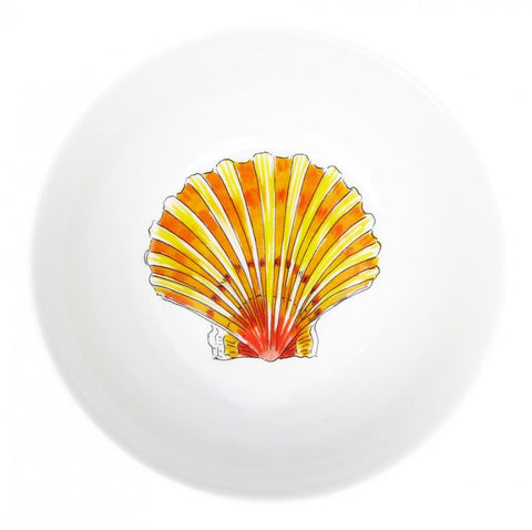 richard bramble scallop 13cm bowl